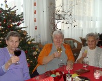 Kanape / Vánoční večířek 2010