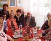 Vánoční večírek 2011