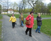 Výlet na Zámek Duchcov 2011