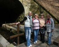 Výlet do Opárenksého údolí 2011