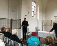 Kanape - přednáška o Dušičkách 11/2017
