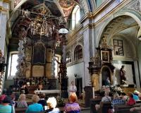 Kanape - prohlídka kostela 5/2018