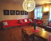 Společenská místnost - odpočinková zóna
