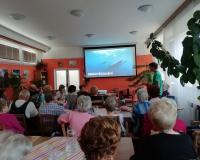 Kanape - přednáška Davida Vencla o potápění 4/2019
